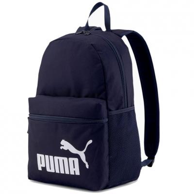 Ghiozdan Puma Phase navy blue 075487 43