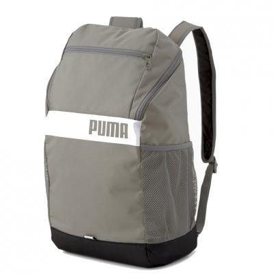 Ghiozdan Puma Plus grey 077292 04
