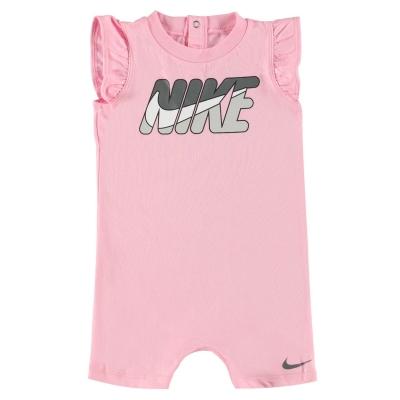 Nike Logo Romper bebelus fetita