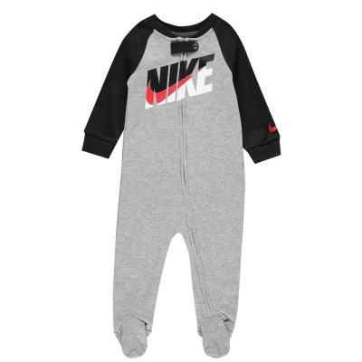 Nike Swoosh Romper bebelus baietel