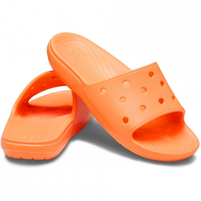 Sanda Crocs 's Classic Slide apricot 206121 801 dama