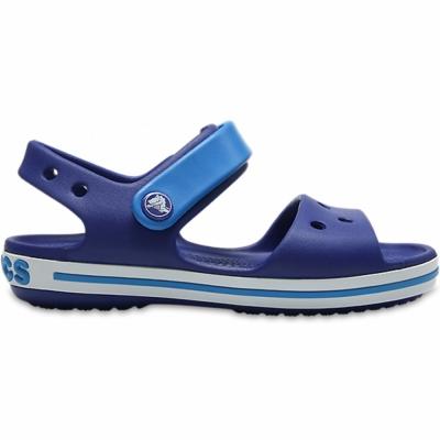Sanda Sanda Crocs for Crocband 12856 blue 4BX copil