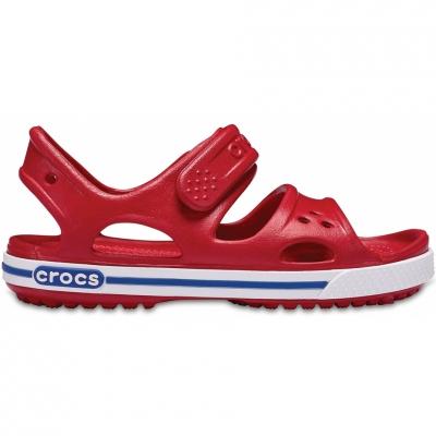 Sanda Sanda Crocs for Crocband II PS , red and blue 14854 6OE copil