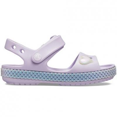 Sanda Sanda Crocs Crocband Imagination PS purple 206145 530 copil