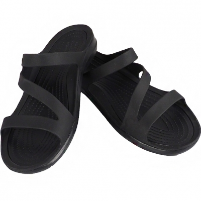 Sanda Crocs Swiftwater W black 203998 060