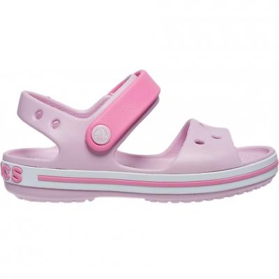 Sanda Sanda Crocs for Crocband pink 12856 6GD copil copil