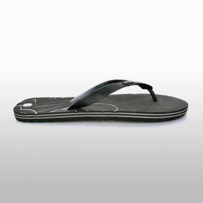 Papuci plaja 4F negru Barbati