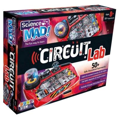 Science Mad Mad Circuit Lab