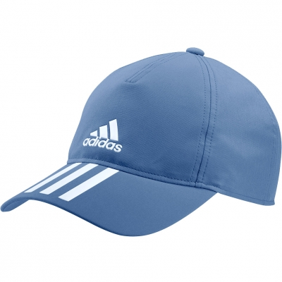 Sapca Adidas Aeoredy Baseball 3 Stripes OSFW blue GM6279