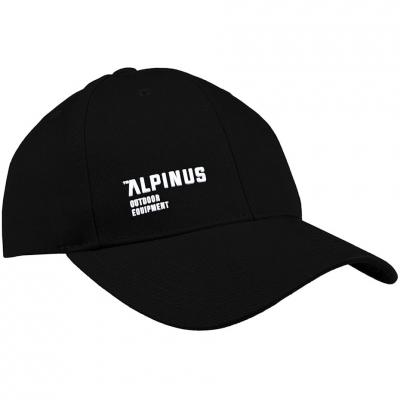Sapca Alpinus Outdoor Eqpt . black ALP20BSC0004