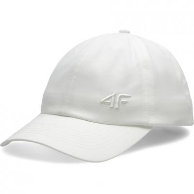 Sapca Baseball 's white 4F H4L20 CAD008 10S dama