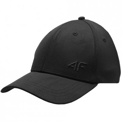 Sapca 's with a visor 4F depth Side red H4L21 CAD002 20S dama