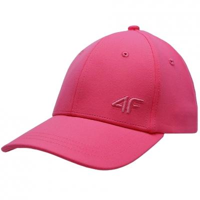 Sapca 's with a visor 4F fuchsia H4L21 CAD002 55S dama