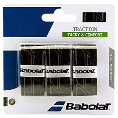 Babolat Traction wrapper black 3pcs 139361