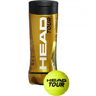 Minge tenis Head Tour 3pcs