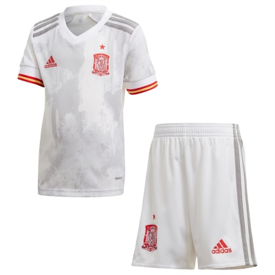 Set complet adidas Spain Away Mini 2020