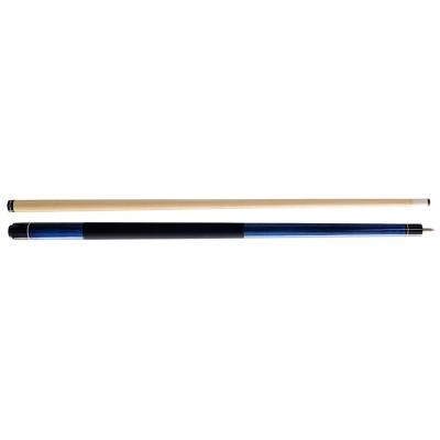 Billiard cue, 2 pcs. First blue
