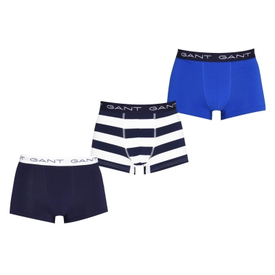 Lenjerie intima Gant 3 Pack Rugby