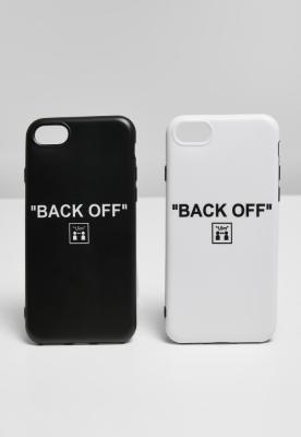 Back Off I Phone 6/7/8 Phone Case Set Mister Tee
