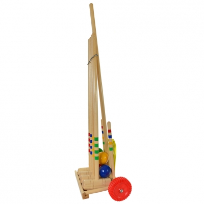 Lucio Londero cricket set for 4 people 10304