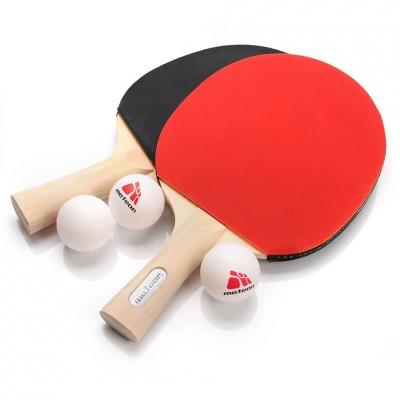 Ping Pong set Meteor 2 rackets 3 balls 15029