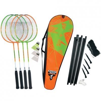 Badminton set Talbot Torro 4 Attacker plus 449506