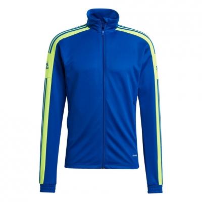 Camasa Men's  adidas Squadra 21 Training blue-green GP6466 adidas teamwear
