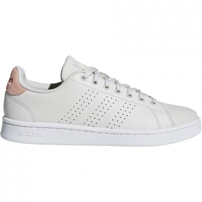 Pantof 's adidas Advantage beige F36480 dama