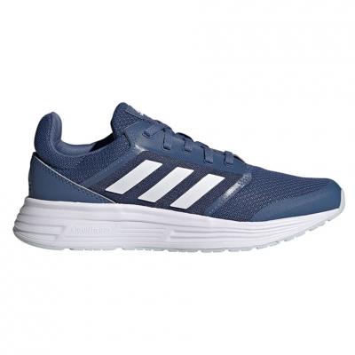 Pantof 's adidas Galaxy 5 blue FY6741 dama