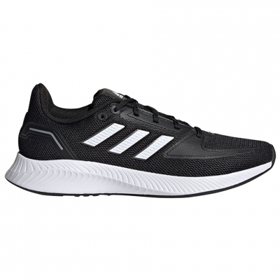 Pantof 's adidas Runfalcon 2.0 black and white FY5946 dama