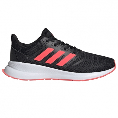 Pantof for adidas Runfalcon K black-and-reefs FV9441 copil