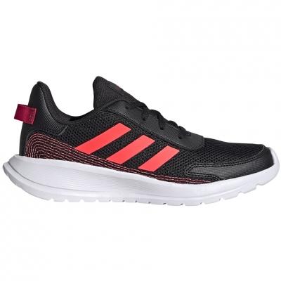 Pantof for adidas Tensaur Run K black FV9445 copil