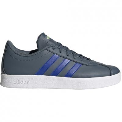 Pantof for adidas Vl Court 2.0 green FW3934 copil