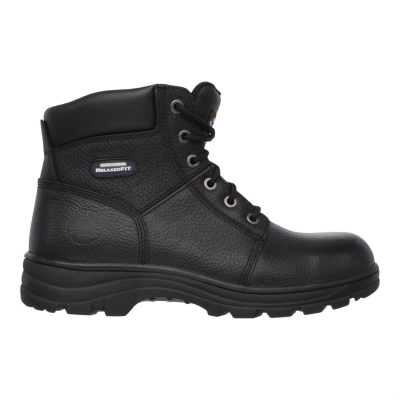 Sapca Gheata Skechers Work Workshire Steel Toe Safety barbat