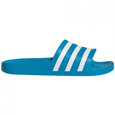 Papuc Casa adidas Adilette Aqua blue FY8047