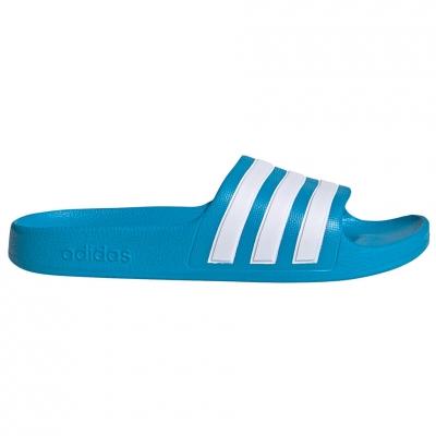Papuc Casa Adidas Adilette Aqua K blue FY8071 copil