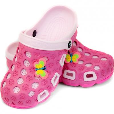 Papuc Casa for Aqua-speed Hawaii pink col03 fetita