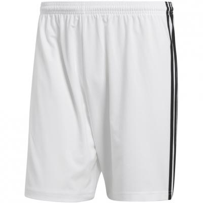 Pantalon scurt Combat Men's adidas Condivo 18 Short white CF0711 adidas teamwear