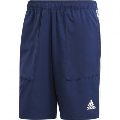 Pantalon scurt Combat Men's adidas Tiro 19 Woven navy blue DT5782 adidas teamwear
