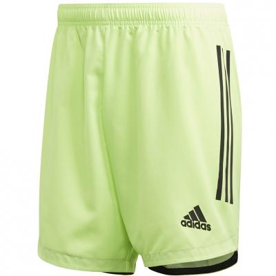 Pantalon scurt Combat Men's adidas Condivo 20 light green FI4575 adidas teamwear