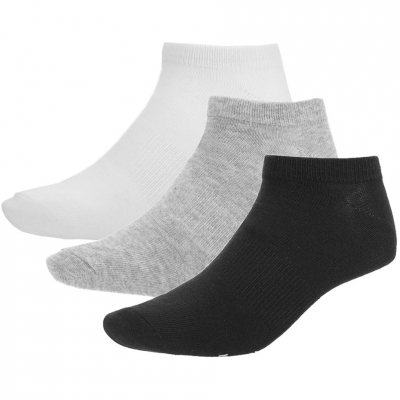Soseta 's Outhorn white, cool light grey melange, deep black HOL20 SOD600A 10S 27M 20S dama