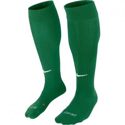 Soseta Jambiera Nike Classic II green 394386 302 / SX5728 302