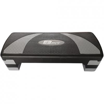 Eb Fit three-step aerobic step black and gray 583551