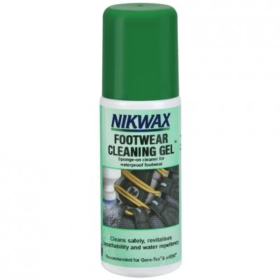 IMPREGNAT NIKWAX FOOTWEAR CLEANING 125ml NI-86