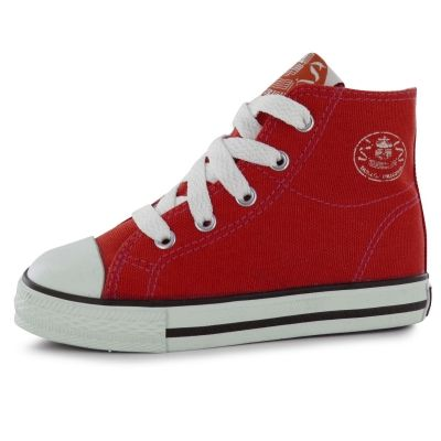 Pantof sport  Dunlop  Canvas High Top   bebelus