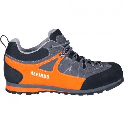 Pantof Trekking Alpinus The Ridge Low Pro anthracite-orange GR43298