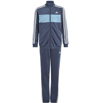 Trening Adidas Essentials Tiberio for navy blue and blue GU2757 copil Adidas