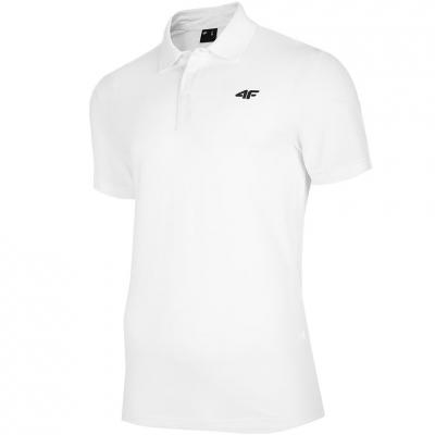 Camasa 4F men's t- white NOSH4 TSM008 10S