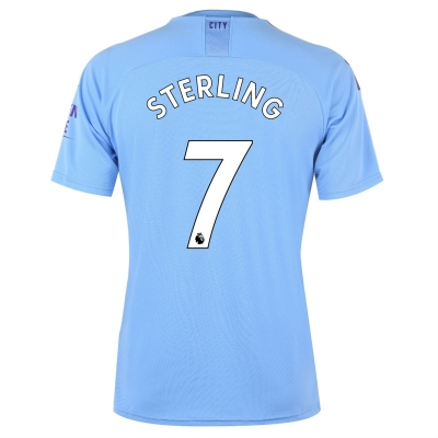 Camasa Puma Manchester City Raheem Sterling Home 2019 2020