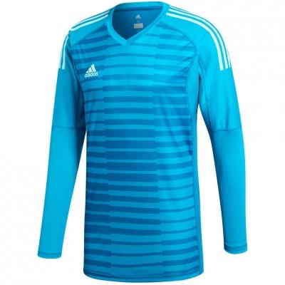 Bluza trening Adidas AdiPro 18 GK L blue CV6350 adidas teamwear